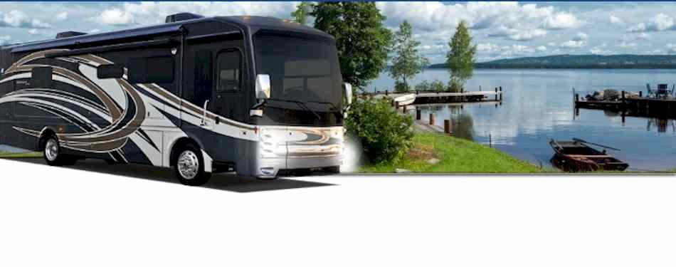 Best Rate RV Loans Banner Image